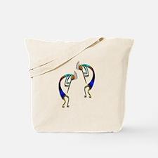 Two Kokopelli #99 Tote Bag