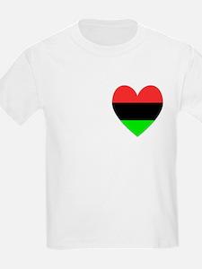 Large Pocket All Colors T-Shirt