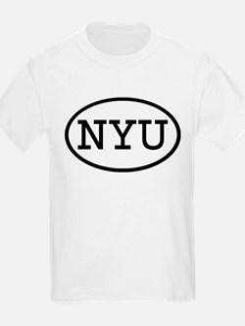NYU Oval T-Shirt