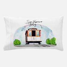 Unique San francisco Pillow Case