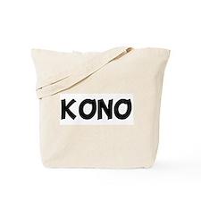 KONO Tote Bag