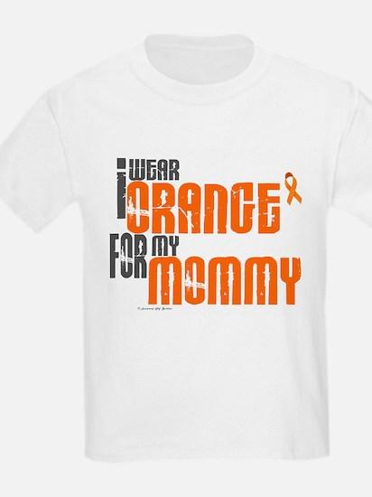 I Wear Orange For My Mommy 6 T-Shirt