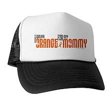 I Wear Orange For My Mommy 6 Trucker Hat