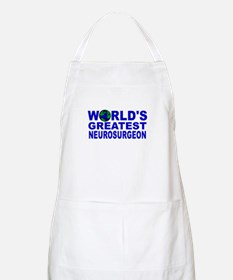 World's Greatest Neurosurgeon BBQ Apron