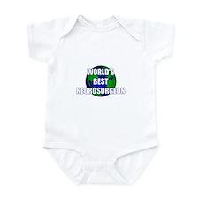 World's Best Neurosurgeon Infant Bodysuit