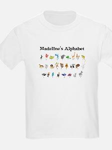 Madeline's Animal Alphabet T-Shirt