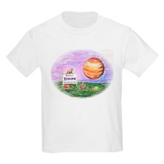 Europa/Covered with Mice Kids T-Shirt