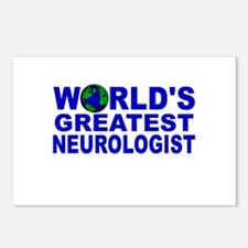 World's Greatest Neurologist Postcards (Package of