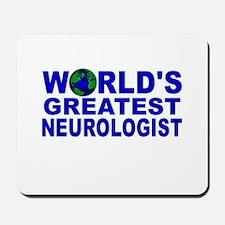 World's Greatest Neurologist Mousepad