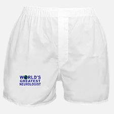 World's Greatest Neurologist Boxer Shorts