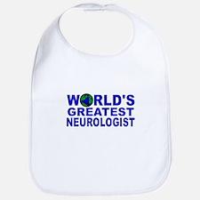 World's Greatest Neurologist Bib