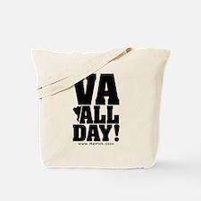 VA ALL DAY Tote Bag