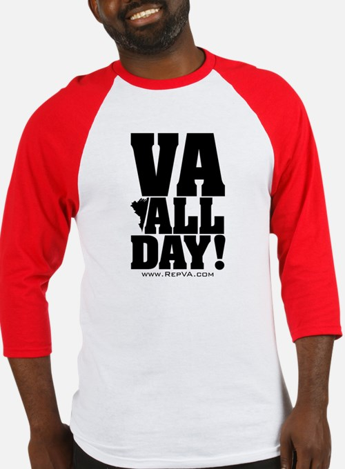 VA ALL DAY Baseball Jersey