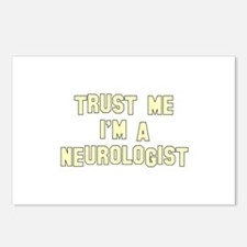 Trust Me I'm a Neurologist Postcards (Package of 8