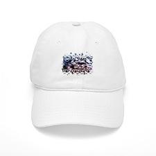 Foamy Ocean Baseball Cap