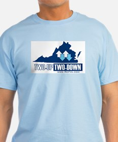 VA 2 up 2 down T-Shirt