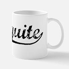 Vintage Mesquite (Black) Mug