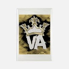 Crown of VA Rectangle Magnet