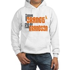 I Wear Orange For My Grandson 6 Hoodie