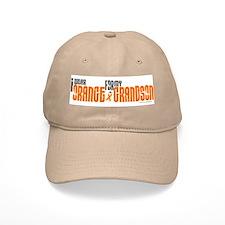 I Wear Orange For My Grandson 6 Hat