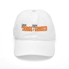 I Wear Orange For My Grandson 6 Baseball Cap