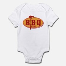 BBQ King Infant Bodysuit