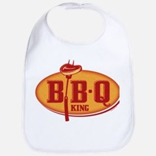BBQ King Bib