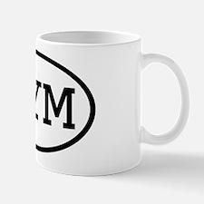 NYM Oval Mug