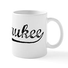 Vintage Milwaukee (Black) Mug