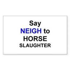 HOPE Horse Rescue Decal