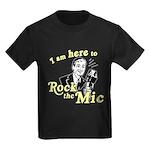Rock the Mic Kids Dark T-Shirt