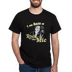 Rock the Mic Dark T-Shirt
