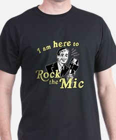 Rock the Mic T-Shirt