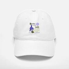 Distressed hunter in lavendar Baseball Baseball Cap