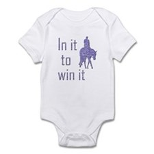 In it to win it hunter Onesie