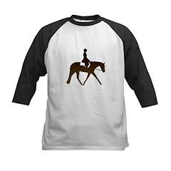 Hunter horse in brown Tee
