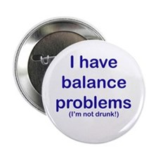 "Cute Balance 2.25"" Button"