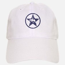 Texas star english horse Baseball Baseball Cap