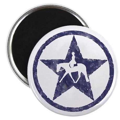 Texas star english horse Magnet