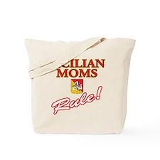 Sicilian Moms Rule Tote Bag