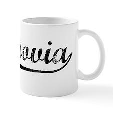 Vintage Monrovia (Black) Mug