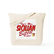Sicilian Bitch Tote Bag