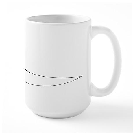 """""""Universal Angler"""" Large Mug"""