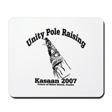 Kasaan Unity Pole Mousepad