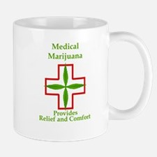 Provides Relief and Comfort Mug