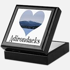 Adirondack Mountain Keepsake Box