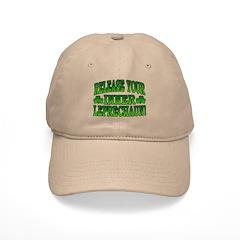 Release You Inner Leprechaun Baseball Cap
