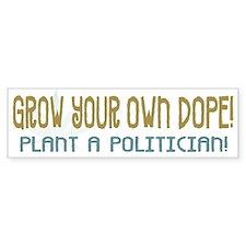 Grow Your Own - Bumper Bumper Sticker