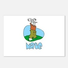 Nate Postcards (Package of 8)