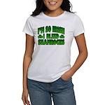 I'm So Irish I Bleed Shamrocks Women's T-Shirt